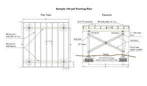 Floor Framing Plan Successful Tub Planning Professional Deck Builder Options