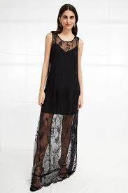 lace maxi dress pemba stitch lace maxi dress collections connection usa