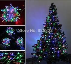 multi colored led christmas lights 10m 100 led multi color party led light christmas lights christmas