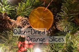 oven dried orange slices christmas diy youtube