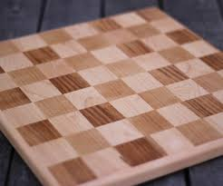 solid wood chess board 9 steps with pictures