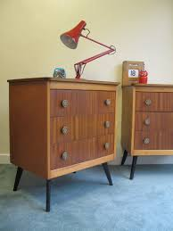Retro Bedroom Furniture Retro 1950s Great Idea For An Ikea Rast Hack Chest Of Drawers