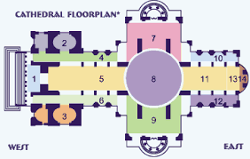 reims cathedral floor plan bbc history british history in depth the cathedrals of britain