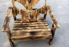 Wooden Skull Chair Chair Archives 101 Pallet Ideas