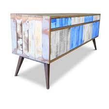 sideboard buy pastel yellow and white wood buffet cabinet