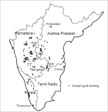 tamil nadu map map of karnataka andhra pradesh tamil nadu and kerala states of