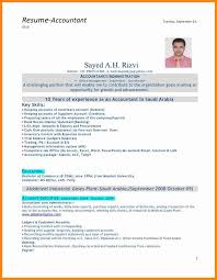 7 accountant cv format driver resume