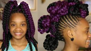 crochet braids kids 4 easy kid friendly styles for crochet braids misskenk