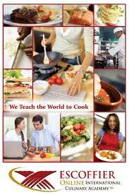 escoffier cuisine escoffier culinary academy
