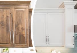 is it better to refinish or replace kitchen cabinets kitchen cabinet refacing nhance niagara ꟾ kitchen cabinet