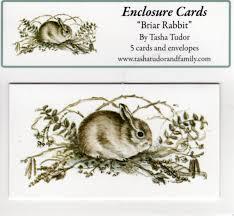 enclosure cards briar rabbit enclosure cards tudor and family