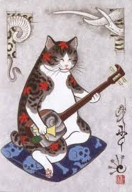 tattoo cat neko cats tattooing other cats by kazuaki horitomo spoon tamago