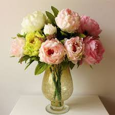 compare prices on peony bouquet wedding online shopping buy low