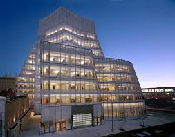frank gehry floor plans iac building concept design exterior modlar com