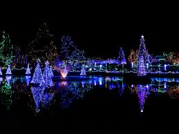 Vandusen Botanical Garden Lights One Million Lights Season At Vandusen