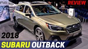 outback subaru sport new 2018 subaru outback redesign updates new style youtube