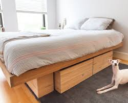 storage terrifying storage bed frame vancouver bc gorgeous queen