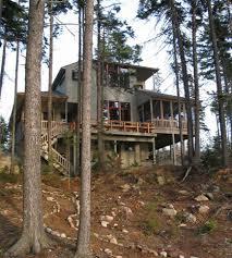 hillside house plans for sloping lots house plans hillside adhome