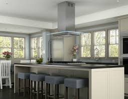 Kitchen Island Range Hoods by Kitchen Room Design Sophisticated Island Range Hood With Stylish
