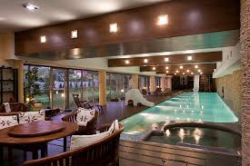 pool inside house indoor pool jacuzzi lighting house in dnepropetrovsk ukraine by