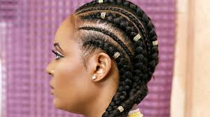 extension braids how to cornrow with extensions feed in braids omabelletv
