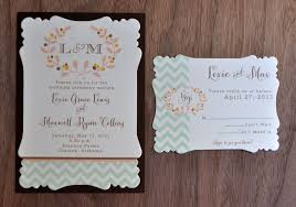 mint wedding invitations mounted wedding invitations wiregrass weddings
