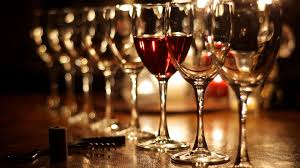 wine glasses wallpaper 39505