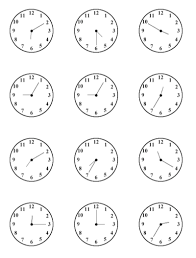 time learning clock clock practice for update all this