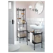 ikea under sink storage ronnskar sink shelf home design and pictures