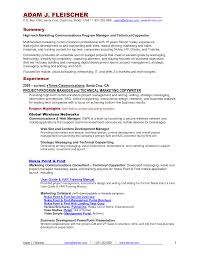 Skill Set In Resume Examples by Traditional Resume Examples
