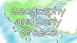 Map Of Ancient Greece City States by Geography And Early Greece Youtube