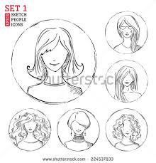 hair pencil stock images royalty free images u0026 vectors shutterstock