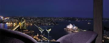 blu bar on 36 shangri la hotel sydney