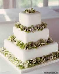 flower fondant cakes green wedding cakes martha stewart weddings