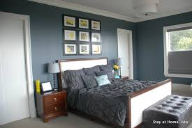 bedrooms artistic blue and grey bedroom paint ideas with blue