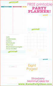 printable party planner checklist 5 online party planning bookletemplate org