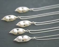 Two Peas In A Pod Jewelry The Little Canopy U2013 Artsy Weddings Indie Weddings Vintage