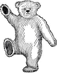 public domain teddy bear image cute graphics fairy