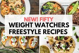 cuisine weight watchers 50 weight watchers freestyle recipes slender kitchen