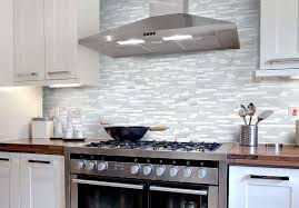 glass backsplash for kitchens amazing kitchen with white glass backsplash my home design journey