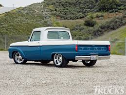 Classic Ford Truck Emblems - 1965 ford f100 rod network