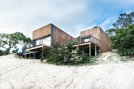 Modern Beach House This Australian Beach House Is A Modern Day Seaside Villa