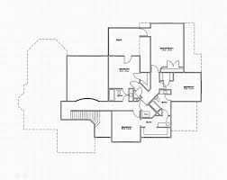 2 story 5 bedroom house plans modern 1 story 5 bedroom 5 5