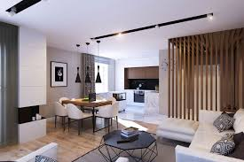 Apartment Design Ideas On A Budget by Super Modern Apartment Design Ideas With Wooden Wall And Nice