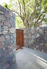 modele de jardin moderne clôtures et palissades de jardin modernes
