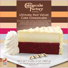 cheesecake delivery the cheesecake factory ultimate velvet cake cheesecake 2lbs