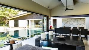 resort home design interior suite escape why australia s resort style homes are luring more