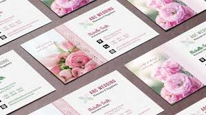 wedding planner business 4 wedding business card templates in psd best business card psd