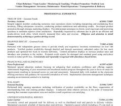 Opening Resume Statement Examples by Winsome Ideas General Objectives For Resumes 15 General Resume