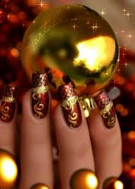 best easy u0026 simple christmas nail art designs u0026 ideas family